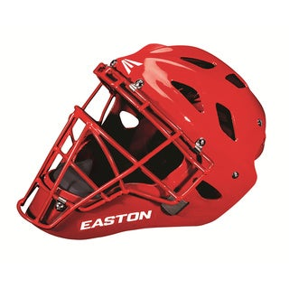 Red Large Natural Catcher's Helmet