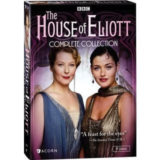 House of Eliott: Complete Series (DVD)