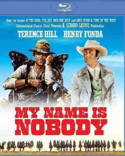 My Name Is Nobody (Blu-ray Disc)