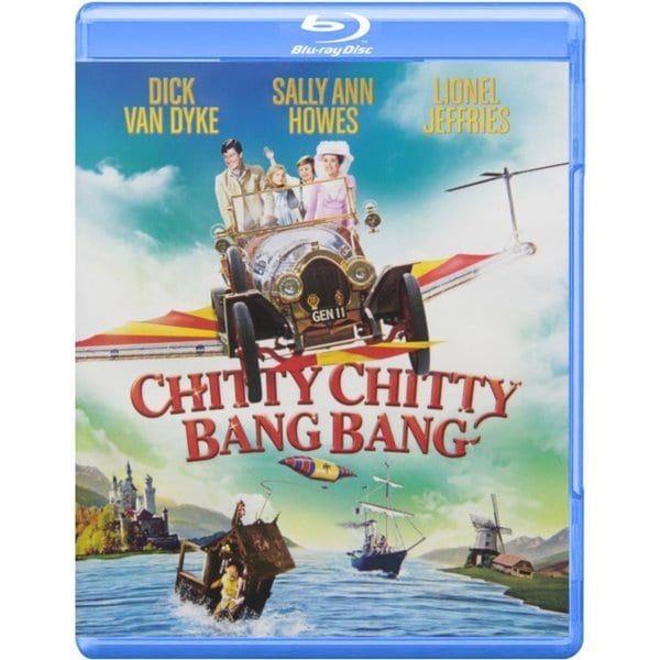 Chitty Chitty Bang Bang (Blu-ray Disc) 11668294