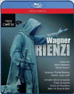 Wagner: Rienzi (Blu-ray Disc)