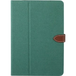 Toffee Macleay Carrying Case (Folio) for iPad mini - Green