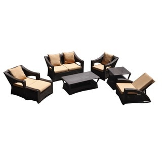 Reflections 7-piece Reclining Patio Set