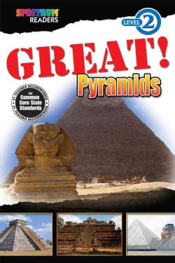 Great! Pyramids (Paperback)