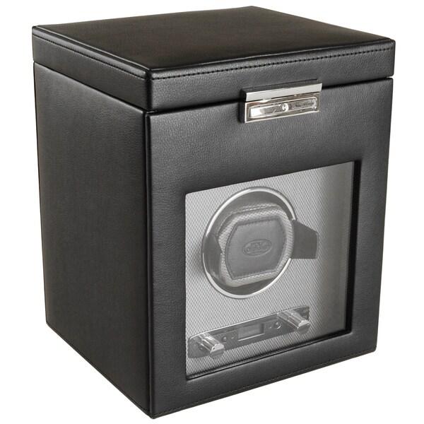 WOLF Viceroy Module 2.7 Single Watch Winder with Storage