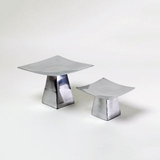 Pedestal Candle Holder (Set of 2)