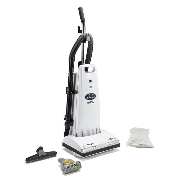 Prolux 6000 Upright HEPA Vacuum with 12 AMP Motor