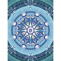 'Kaleidoscope Pattern' Canvas Art Print