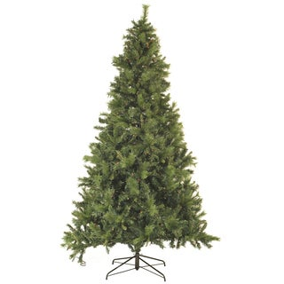 Mixed Pine 9-Foot Multi-light Christmas Tree