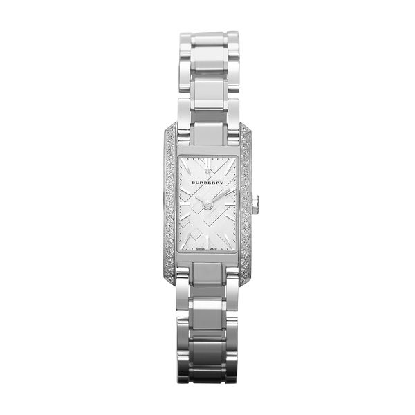 Burberry London Women's Crystal-accented Watch