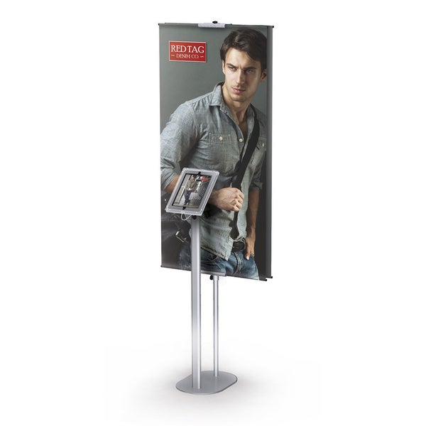 Hybrid Pro iPad Banner Stand