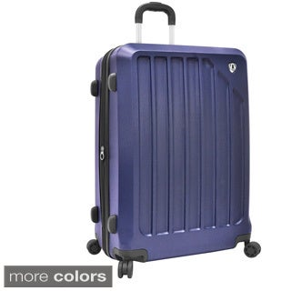 Traveler's Choice Glacier 29-inch Hardside Expandable Spinner Upright Suitcase