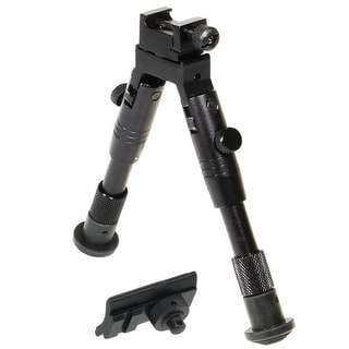 UTG Universal Shooters Bipod Rubbarized Stand