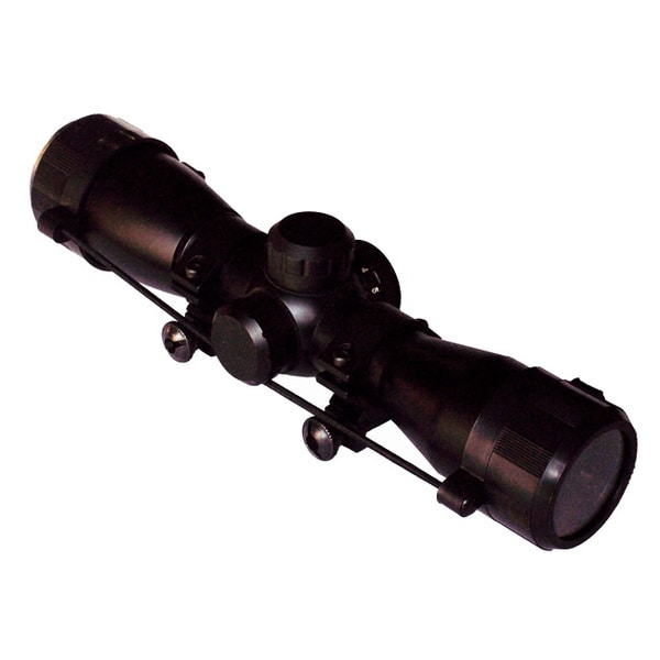SA Sports 4x32 Illuminated Multi Reticle Crossbow Scope 550