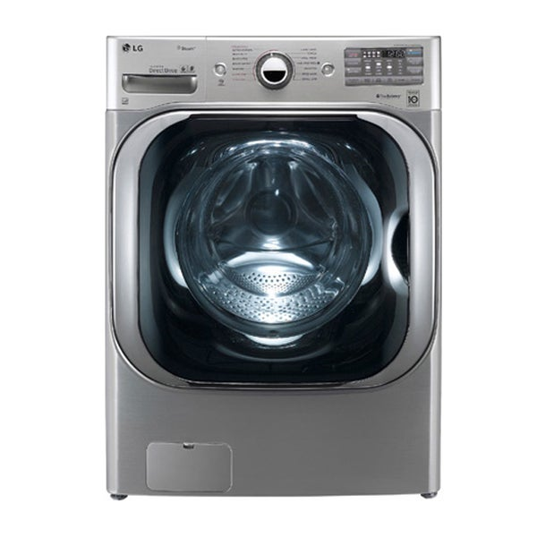 LG Wm8000HVA Graphite Front Load Ultra Large Capacity Steam Washer