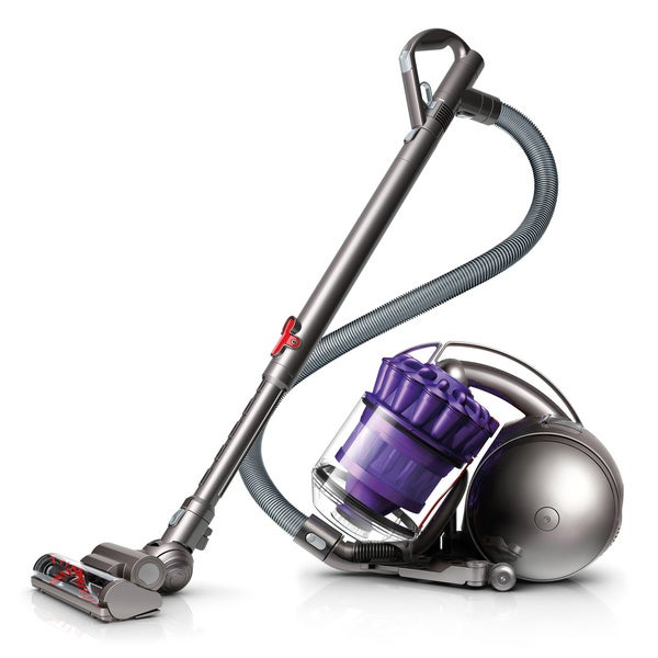 Dyson DC39 Purple Canister Vacuum (Refurbished)