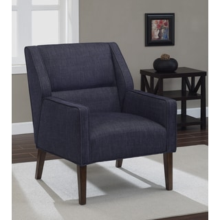 Perry Indigo Arm Chair