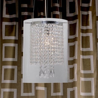 Castres 1-light Chrome Pendant