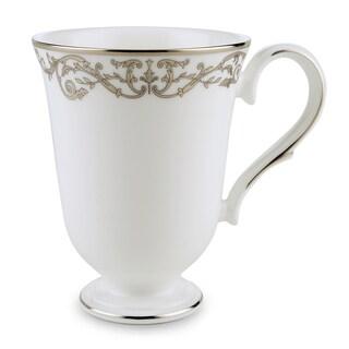 Lenox Coronet Platinum Accent Mug