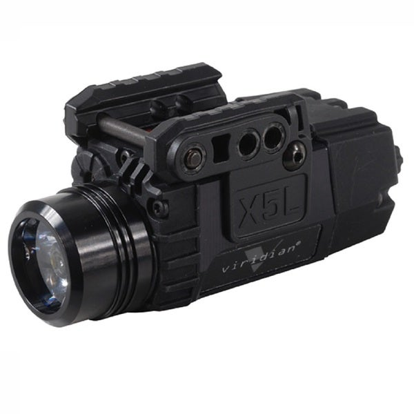 Viridian Universal MT X5L Green Laser with Tac Light