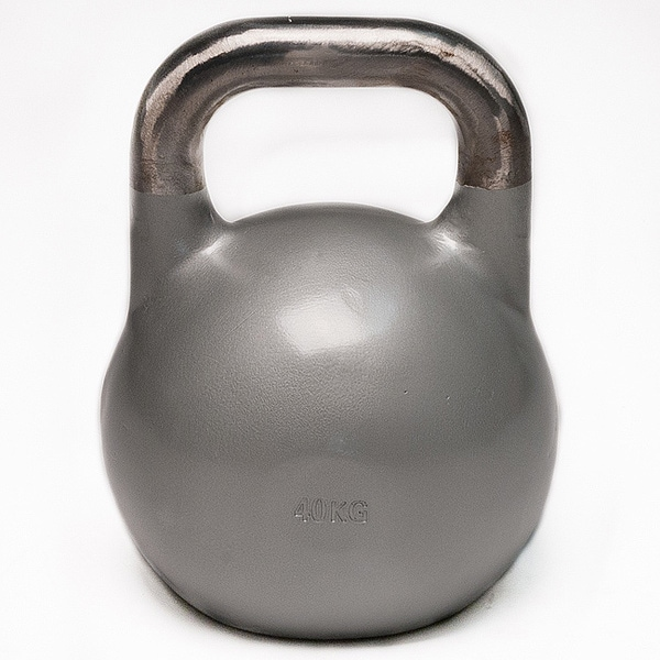 40-kilogram Competition Kettlebell