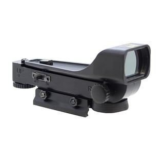Plastic Red Dot Sight Weaver Base
