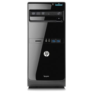 HP Business Desktop Pro 3500 Desktop Computer - Intel Pentium G2030 3