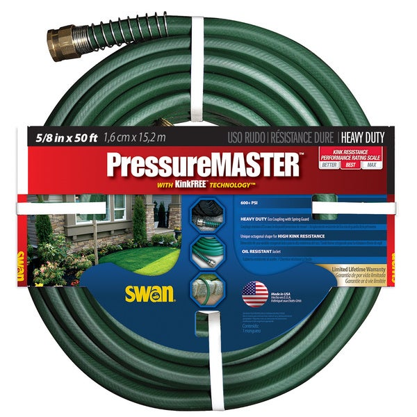 SW Kink-free PressureMaster 50-foot Hose