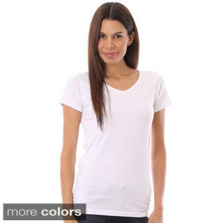 Modbod Women's V-neck Tee