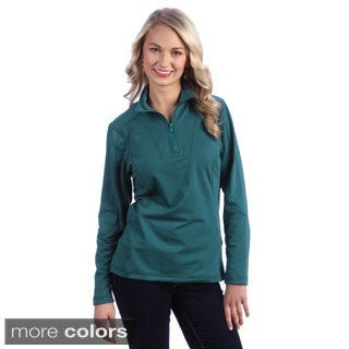 Stormy Kromer Women's 'The Overland' Zip Shirt