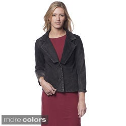 AtoZ Stylish Notched Jacket