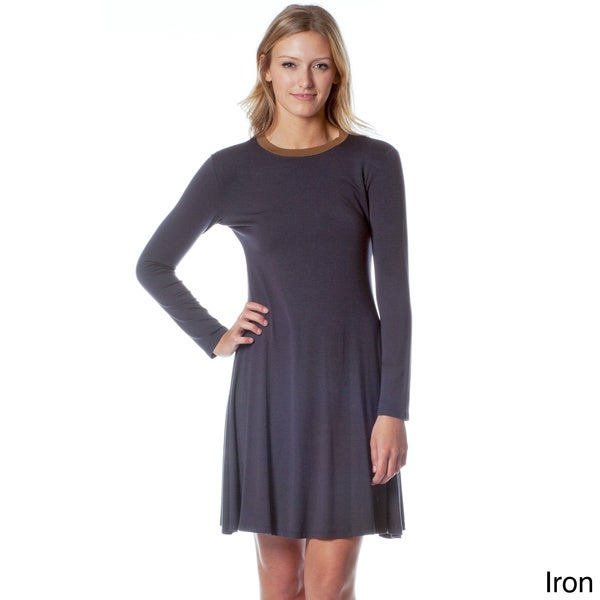 AtoZ Classic Edging Dress