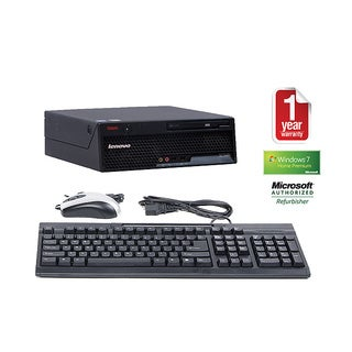 Lenovo M57 6071 1.8GHz 2GB 80GB Win 7 USFF Computer (Refurbished)