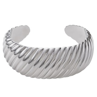 Calvin Klein Jeans Jewelry Waves Stainless Steel Bracelet