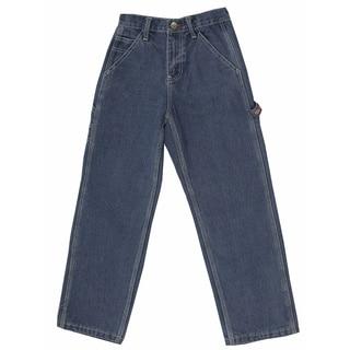 Farmall IH Boys Medium Stonewash Carpenter Jeans