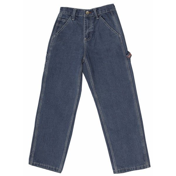 Farmall IH Boys Medium Stonewash Carpenter Jeans