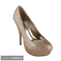 Bonnibel Monique-2N Women's Glittered Pump
