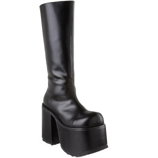 Demonia 'CHOPPER-100' 5 Knee-high Boots
