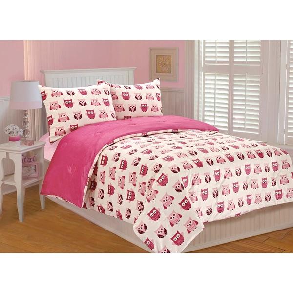 Owl Bedding Totally Kids Totally Bedrooms Kids Bedroom Ideas