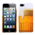 BasAcc Beer-Food Fight Collection Case for Apple iPhone 5