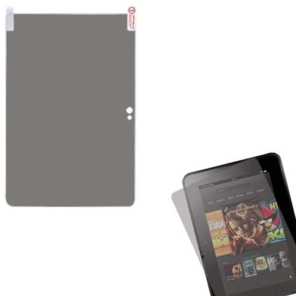 BasAcc Anti-grease LCD Screen Protector for Kindle Fire HD/8.9