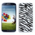 BasAcc Zebra Skin Candy Skin Case for Samsung Galaxy S 4 R970/ I9500