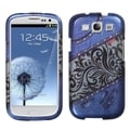 BasAcc Blue-Lace-Jean Case for Samsung Galaxy S III i747/ L710/ i9300