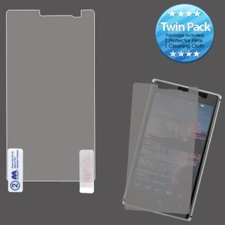 BasAcc Screen Protector Twin Pack for Nokia Lumia 925