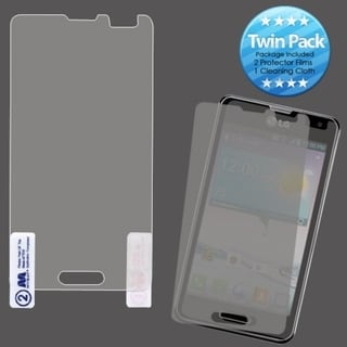 BasAcc Screen Protector Twin Pack for LG VM720 Optimus F3