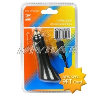 BasAcc Orange Car Charger for Samsung Galaxy S2 Mini