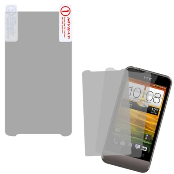 INSTEN Clear Screen Protector Twin Pack for HTC One V