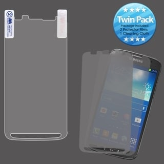 BasAcc Screen Protector Twin Pack for Samsung Galaxy S4