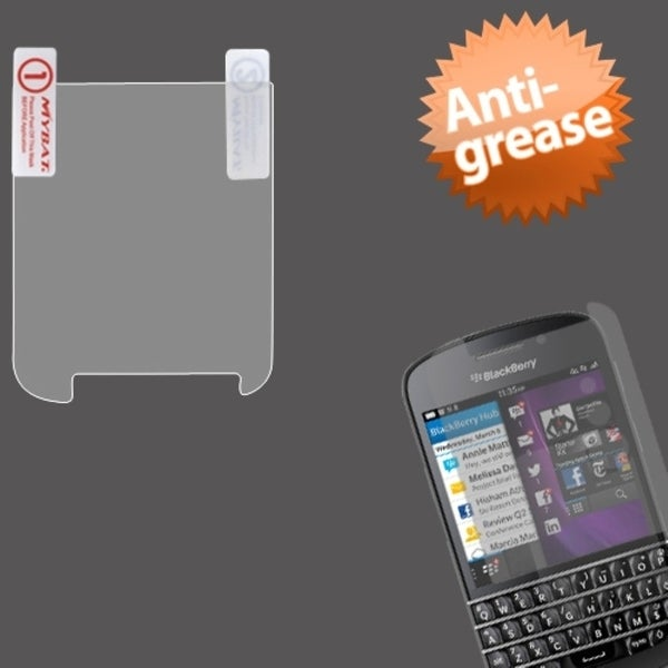 INSTEN LCD Screen Protector for Blackberry Q10