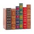 Faux Book Spines